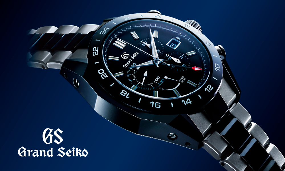 Grand Seiko Black Ceramics Collection